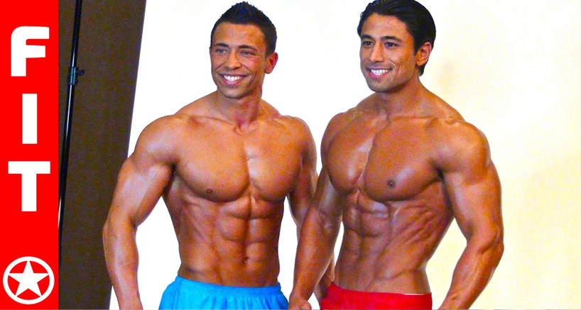 Interview with WBFF Fitness Model World Champion Justin Gonzales